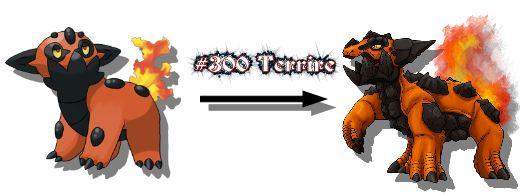 New Monster Redrawn Terrire