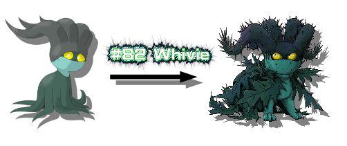 New Monster Redrawn Whivie