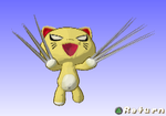 Mew angry MR3