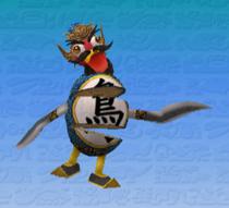 Guan-Yu Duck