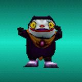 Hell Pierrot MR2