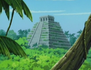 Tagi Pyramid shrine