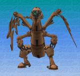 Tecno Dragon MR4