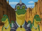 Dino Troops
