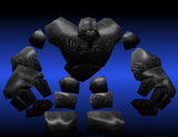 Black Golem MR1