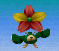 Bug Bug Flower MR4