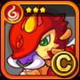Red Antlar Icon