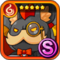 Fire Bat Icon
