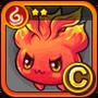 Burn Bonk Icon