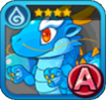 Water Snake Icon