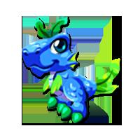 Sea Rex Juvenile