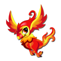 Firestorm Bird Adult