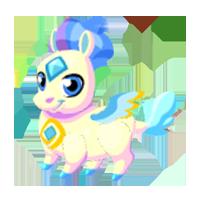 Diamond Pegasus Juvenile