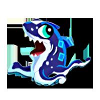 Sapphire Kraken Juvenile