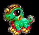 Burnbark Lizard
