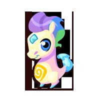 Diamond Pegasus Baby