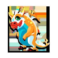 Topaz Gargoyle Adult