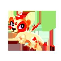 Ruby Manticore Juvenile