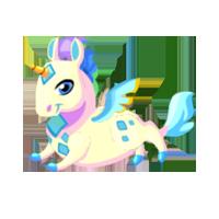Diamond Pegasus Adult