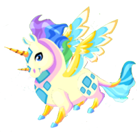 Diamond Pegasus Epic