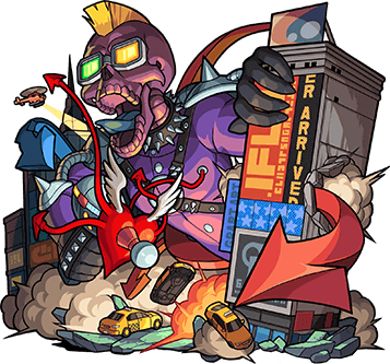 Graffiti G Monster Strike Wiki Fandom Powered By Wikia