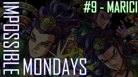 Impossible Mondays 9 - Marici (Speedrunning)