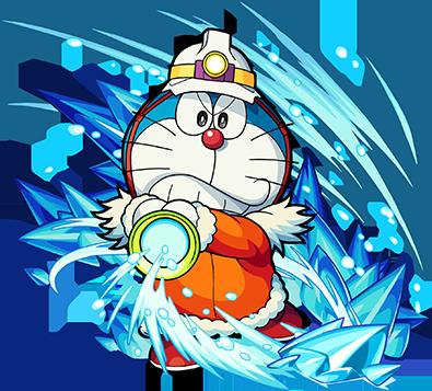 Doraemon Polar Expedition Suit Monster Strike Wiki Fandom