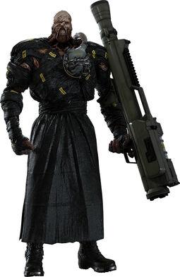 RE3 remake Nemesis