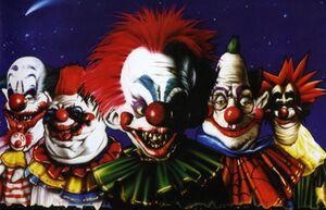 The Killer Klowns