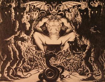 Satan-witchcraft