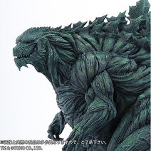 0817XP01 Godzilla Earth