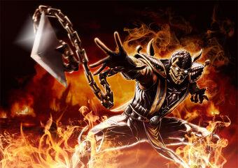 Scorpion Monster Wiki Fandom
