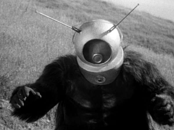 dbf5e22da937 The Great Guidance was one of the antagonists in Phil Tucker s 1953 movie Robot  Monster.