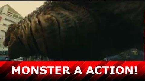 Eel Godzilla