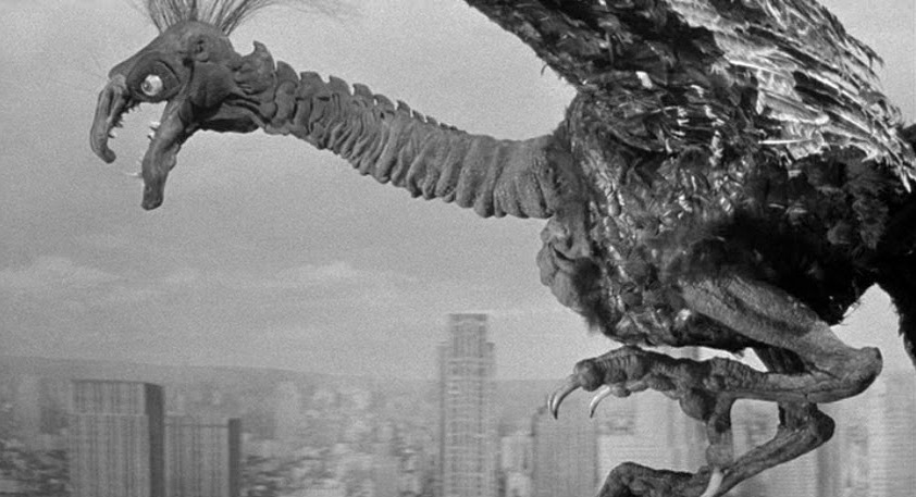 Image result for the giant claw movie
