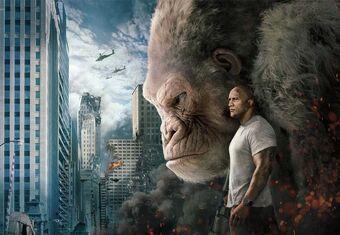 George Rampage Movie Monster Wiki Fandom