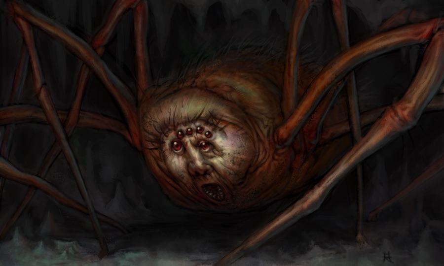 Atlach Nacha   Monster Wiki   Fandom