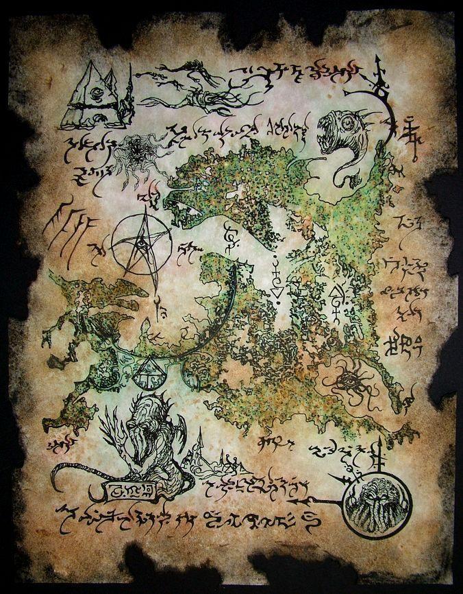 Necronomicon   Monster Wiki   FANDOM powered by Wikia