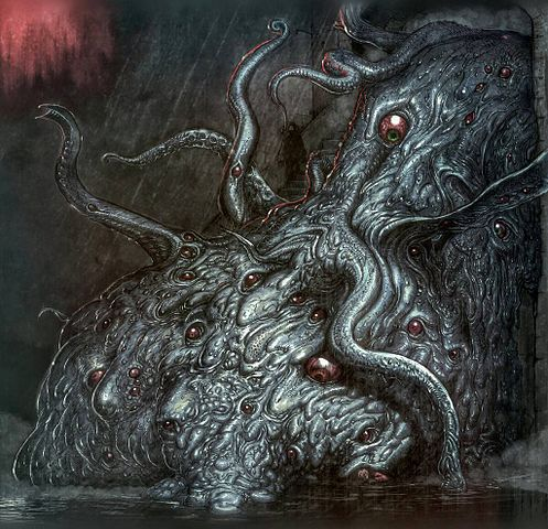 The Mother Of Pus Is An Outer God From HP Lovecraft Inspired Cthulhu Mythos