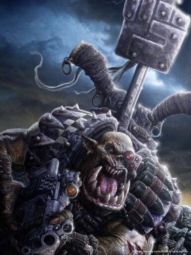 Ork Beast image