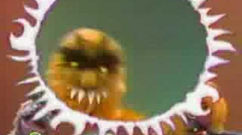 Sesame Street Frazzle