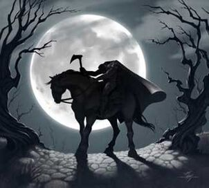 The Headless Horseman 5