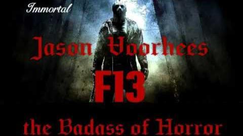 Jason Voorhees - Beast