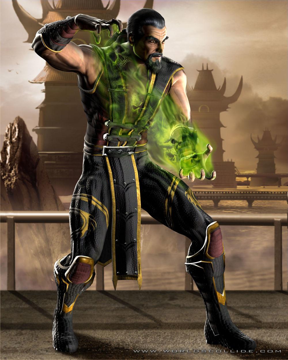 Shang Tsung Monster Wiki Fandom