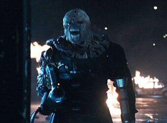 Nemesis Resident Evil Apocalypse Monster Wiki Fandom