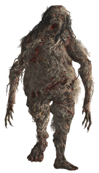 RE7 Not a hero Mama Molded Render