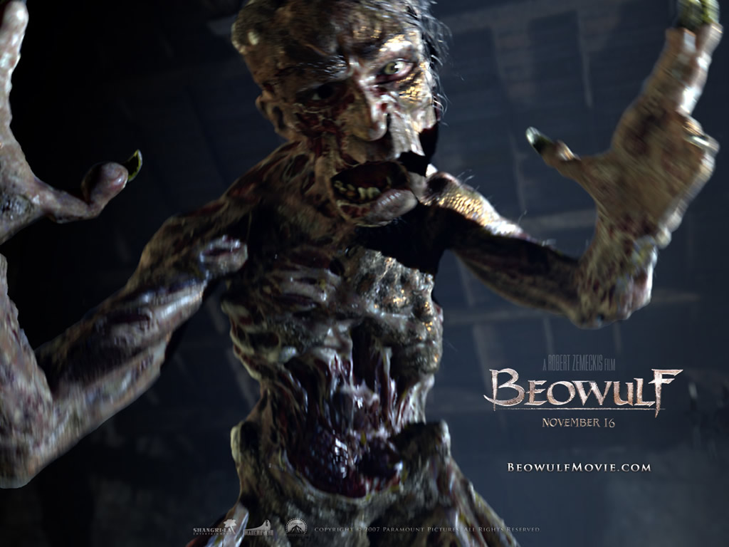 beowulf and grendel Who are you calling a troll the grendel in question in beowulf & grendel, a  muscular, ardently naturalistic retelling of.