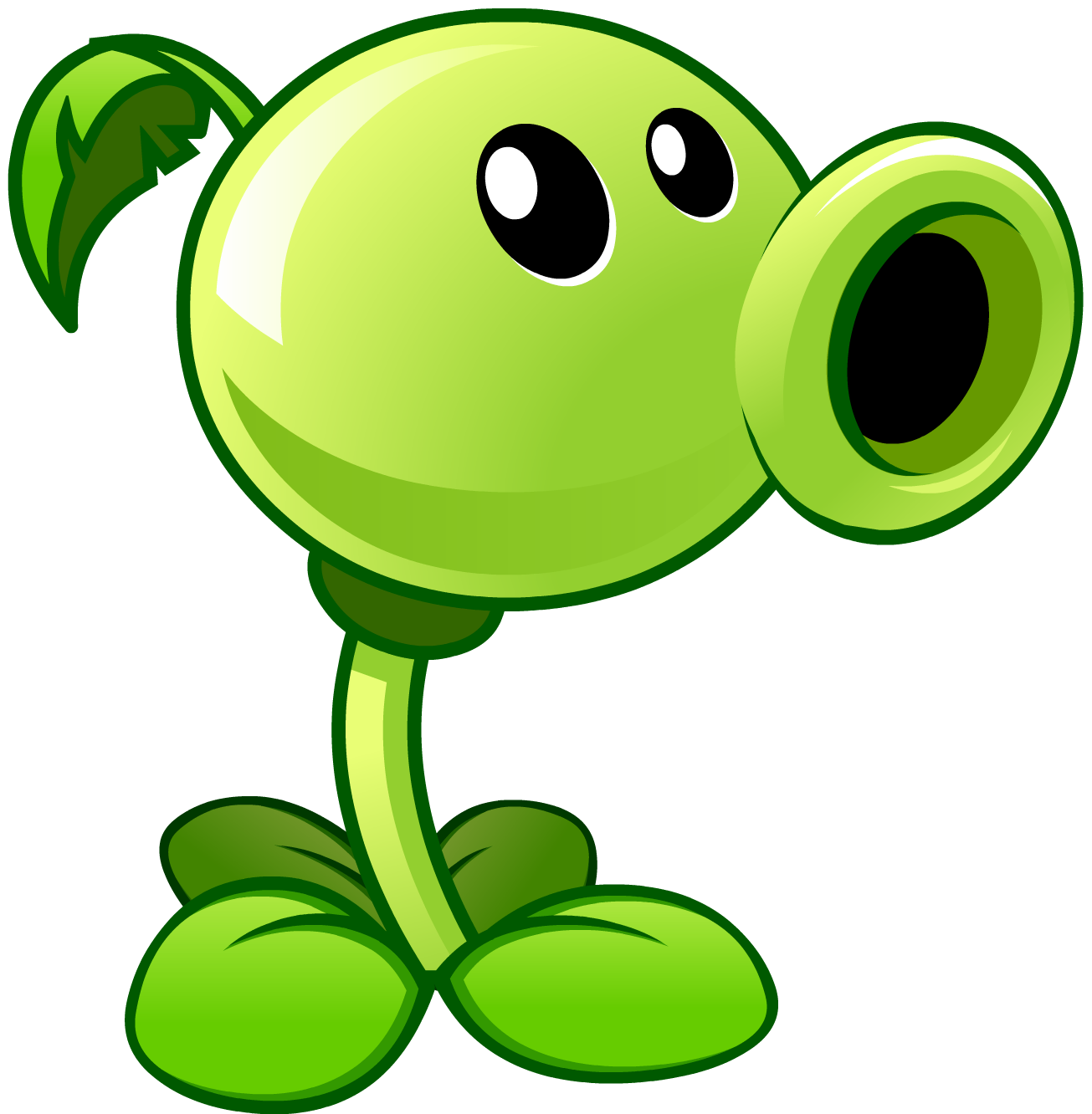 Peashooter plants vs zombies monster wiki fandom powered by wikia its about time national release voltagebd Image collections