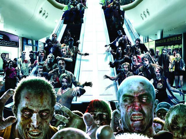 File:Dead Rising - Zombie Escalator wallpaper.jpg