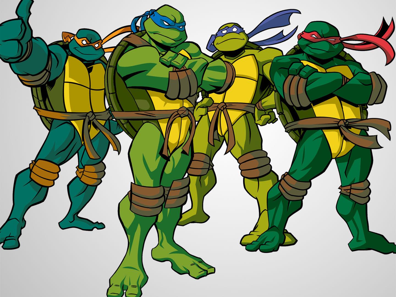 Pictures of ninja mutant turtles teenage